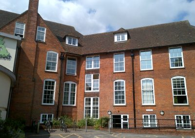 College in Hampshire